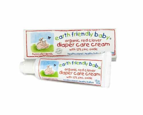 Gambar Krim Bayi Earth Friendly Baby Red Clover Diaper Care Cream