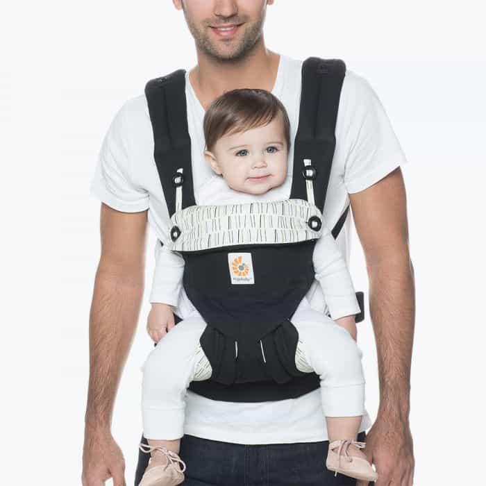 Gendongan Bayi Tipe Depan Ergobaby 360 All Positions Baby Carrier