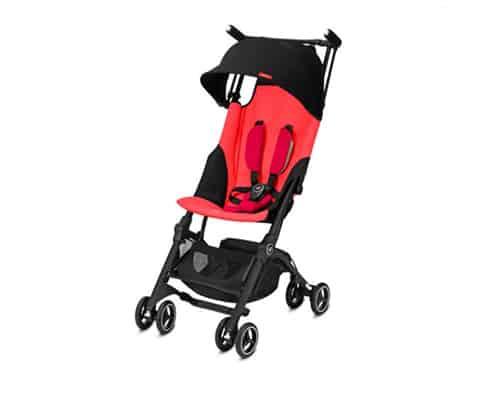 Gambar Lightweight Stroller (Kereta Dorong Bayi) Gb Gold Pockit Plus