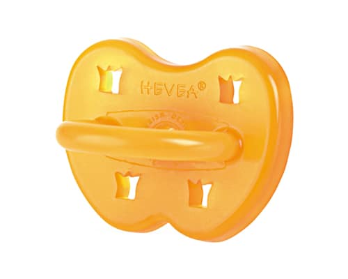 Hevea Planet Crown Round Pacifier