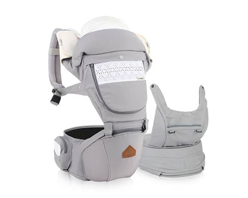 Gendongan Bayi I-Angel Miracle Hipseat + Baby Carrier