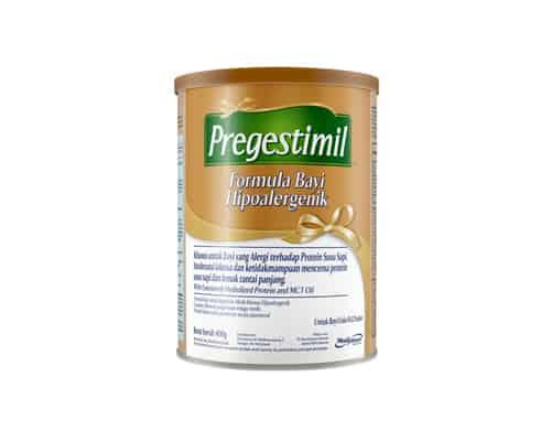Sabun Formula Terbaik untuk Bayi Mead Johnson Pregestimil Formula Bayi Hipoalergenik