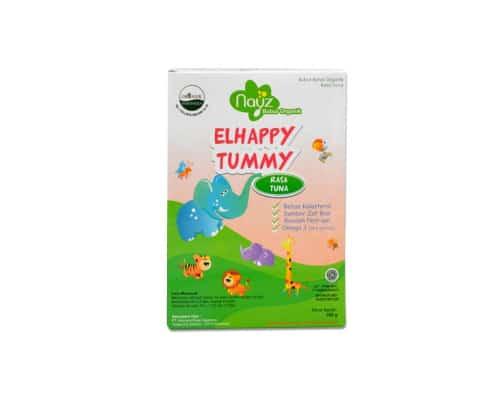 Rekomendasi Bubur Bayi Instan Terbaik Nayz Elhappy Tummy