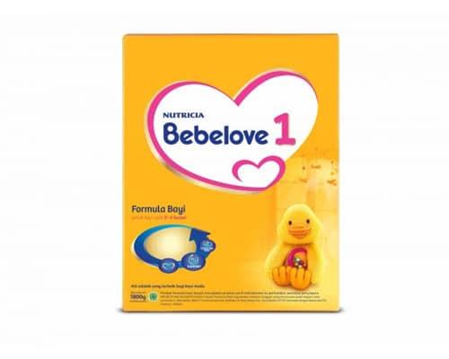 Susu Formula untuk Bayi Nutricia Bebelove 1