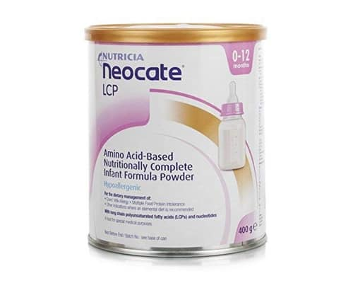 Susu Formula Terbaik Nutricia Neocate LCP