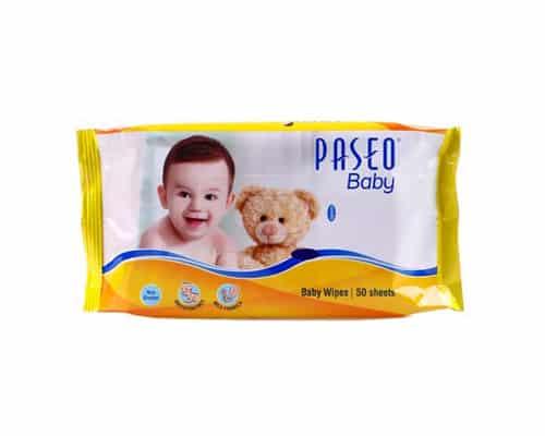 Tisu Basah Bayi Paseo Baby Wipes