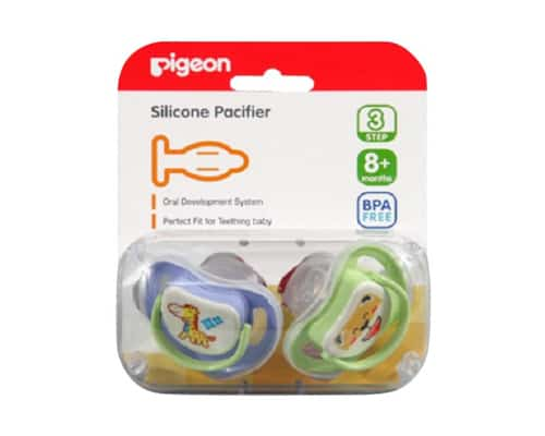 Pigeon Pacifier Step 3