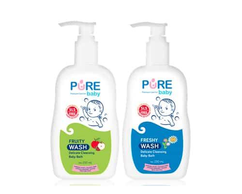 Shampo Bayi Terbaik Purebaby Wash