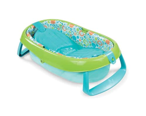 Gambar Bak Mandi Bayi Summer Infant Easystore Comfort Tub