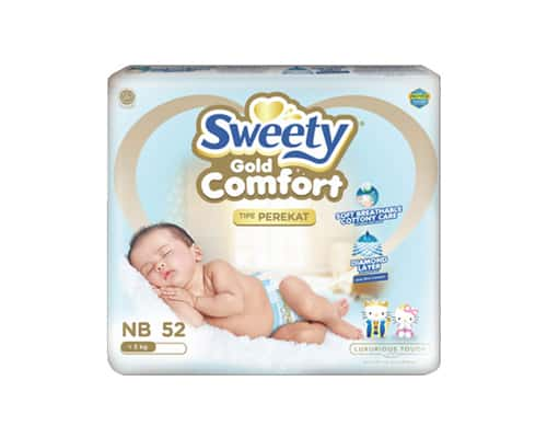 Sweety Gold Comfort NB