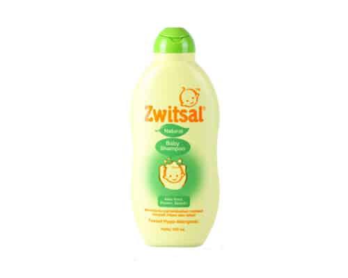 Shampo Bayi Terbaik Zwitsal Baby Shampoo Natural with Aloe Vera Kemiri Seledri