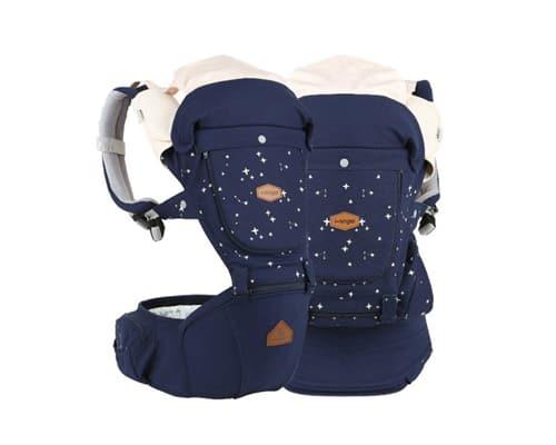 Gendongan Bayi Tipe Depan I-Angel Miracle Hipseat + Baby Carrier