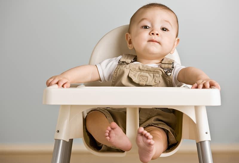 Kursi Bayi untuk Belajar Duduk Nyaman Empuk