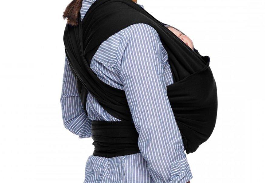 Gendongan Bayi Tipe Depan Gambar Produk MOBY Wrap Classic & Evolution