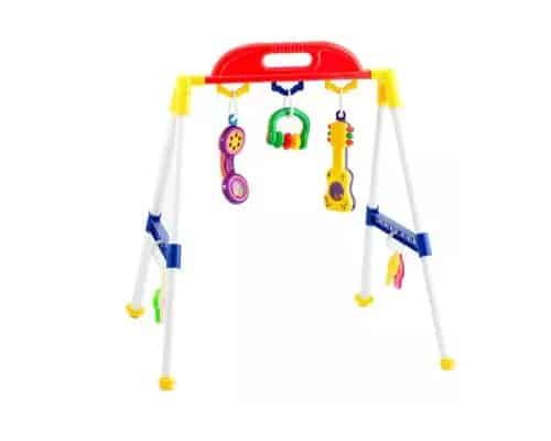 BB Activity Rattle Playgym 209 AB