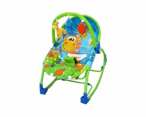 Electric baby bouncer Baby Bouncer Pliko Rocking Chair