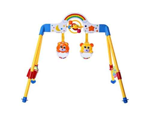 Baby Colorful Deluxe Play Gym