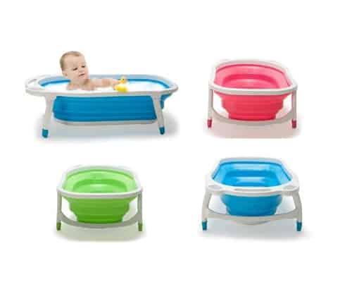 Bak Mandi Bayi Baby Safe Folding Bath Tub