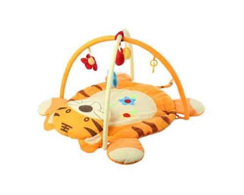 Baby Soft Play Mat Gym Tiger Pattern