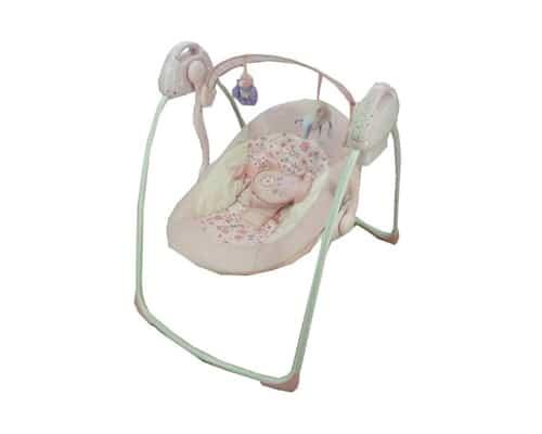 BabyElle Automatic Baby Swing Bouncer Terbaik