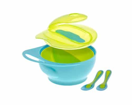 Tempat Makan Terbaik untuk Bayi Brother Max Weaning Bowl Set