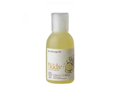 Buds Baby Massage Oil