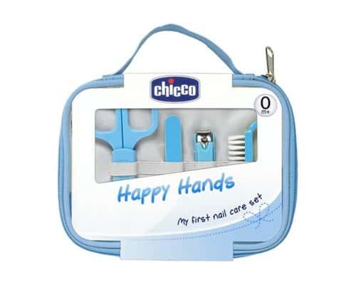 Alat Potong Kuku Terbaik untuk Bayi Chicco Nail Care Set Happy Hands