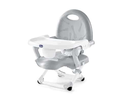 Kursi Makan Bayi Terbaik yang Bisa Dilipat Chicco Pocket Snack Booster Seat
