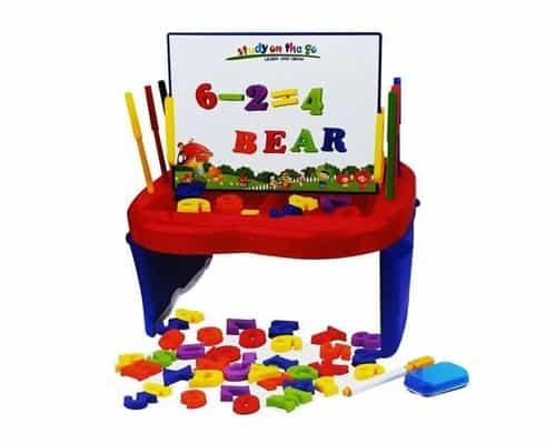 Mainan Edukasi Anak Drawing Board Funny Toys Studio Easel