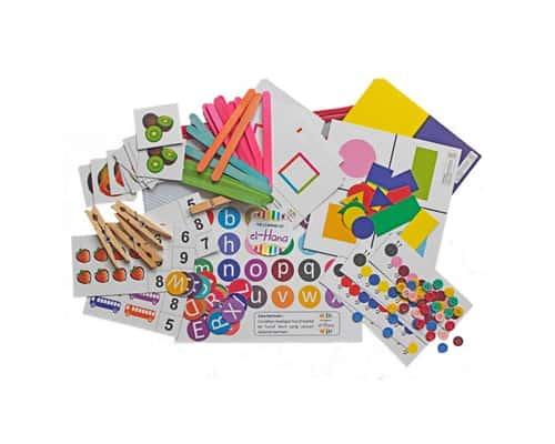 Mainan Edukasi untuk Anak usia Dini El-Hana First Busy Bag