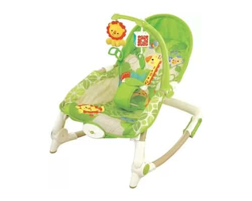 Electric baby bouncer Fisher Price Newborn to Toddler Portable Rocker