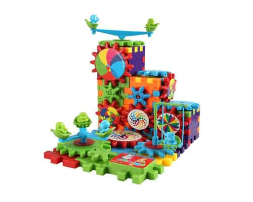 Mainan Edukasi Anak Funny Gear Bricks