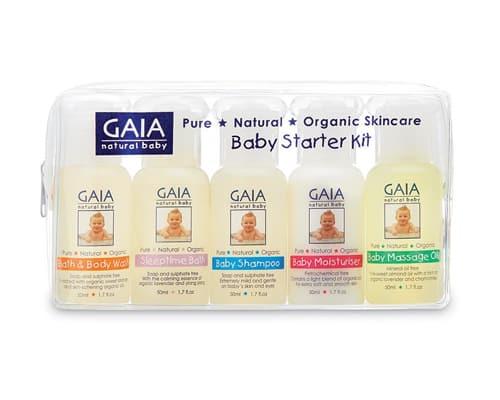 Hadiah untuk Bayi GAIA Baby Starter Kit