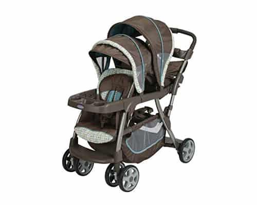 Kereta Dorong Terbaik untuk Bayi Kembar Graco Ready2Grow Stroller