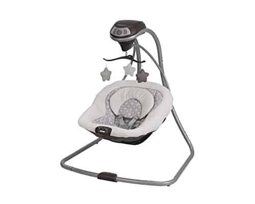 Electric baby bouncer Graco Swing & Sooth Simple Sway