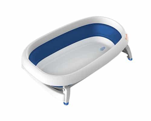 Bak Mandi Bayi Lipat Karibu Mega Folding Bath