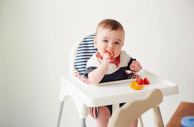 Kursi Makan Bayi yang Bagus dan Bisa Dilipat