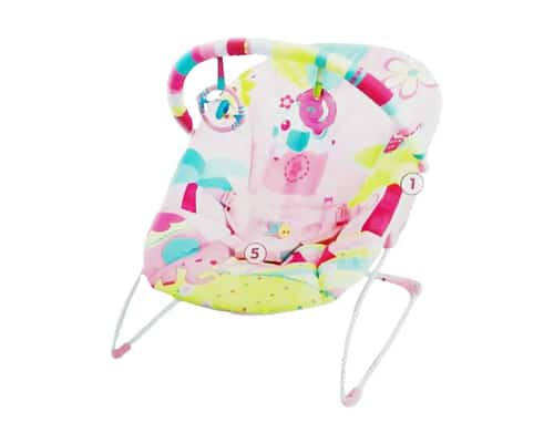 Mastella Music and Soothe Bouncer