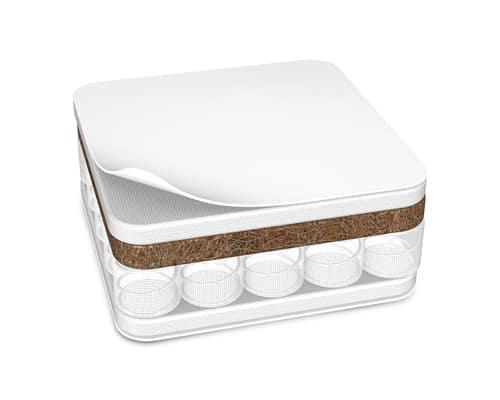 Matras untuk Bayi dan Balita Mothercare Luxury Anti Allergy Pocket Spring Cot Bed Mattress