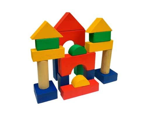 Mainan Edukasi Nobie Toy Balok Bangun Ekono