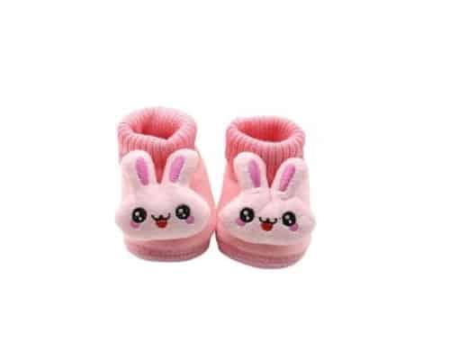Sepatu Bayi OEM Autumn Winter Baby First Walker Cuffs 3D