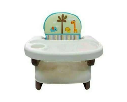 Kursi Tempat Makan Bayi yang Bagus Pliko Folding Booster Seat