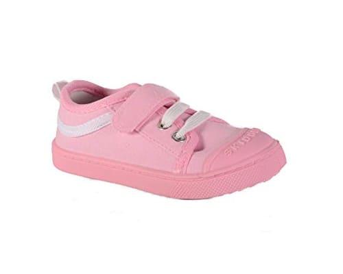 Sepatu Bayi Terbaik Skidders Sneakers Pink