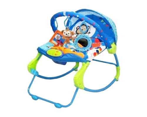 Electric baby bouncer Sugar Baby Circus 10 in 1