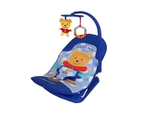 Electric baby bouncer Sugar Baby Infant Seat Bouncer I Love Bear