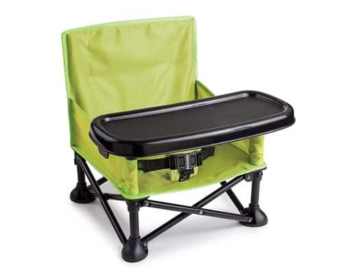 Kursi Makan untuk Bayi Terbaik bisa dilipat Summer Infant Pop 'N Sit® Portable Booster
