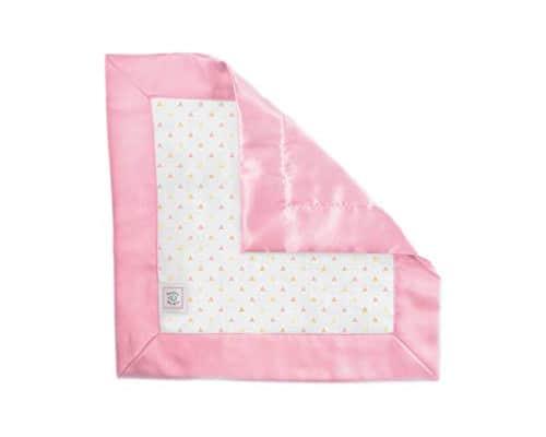 Rekomendasi Selimut Bayi Terbaik SwaddleDesigns Baby Lovie Tiny Triangles