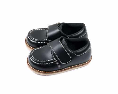 Sepatu Bayi Laki-laki Terbaik Tamagoo James Black