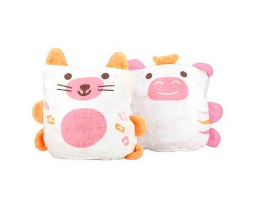 Selimut Bayi Terbaik Lembut Ubbi Muslin Blanket Buddy