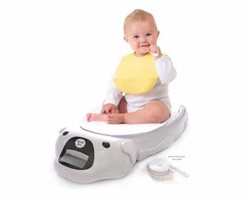 Timbangan Bayi Terbaik Unique Baby Scale CB551